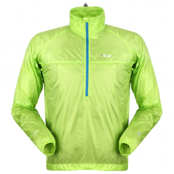 Rab - Cirrus Pull On - Softshell pullover