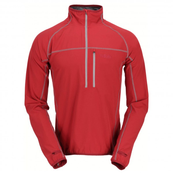 Rab - Ventus Pull-On - Softshell pullover