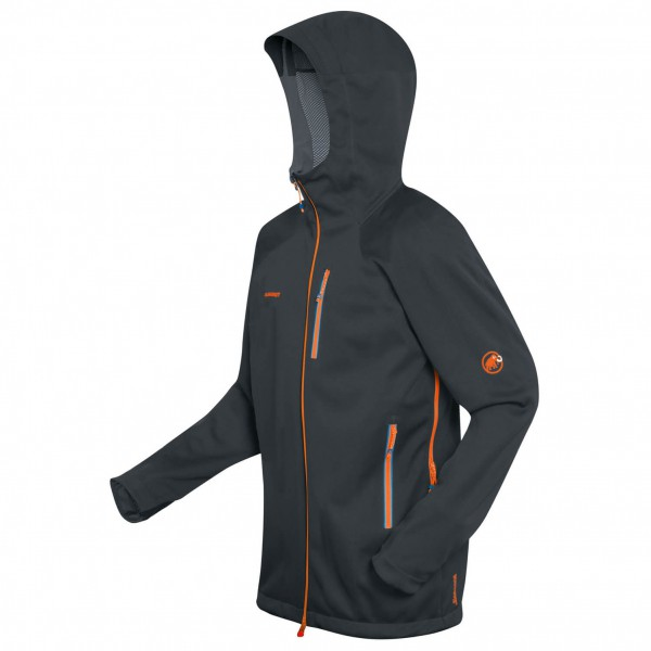Mammut - Ultimate Nordpfeiler Jacket - Softshell jacket