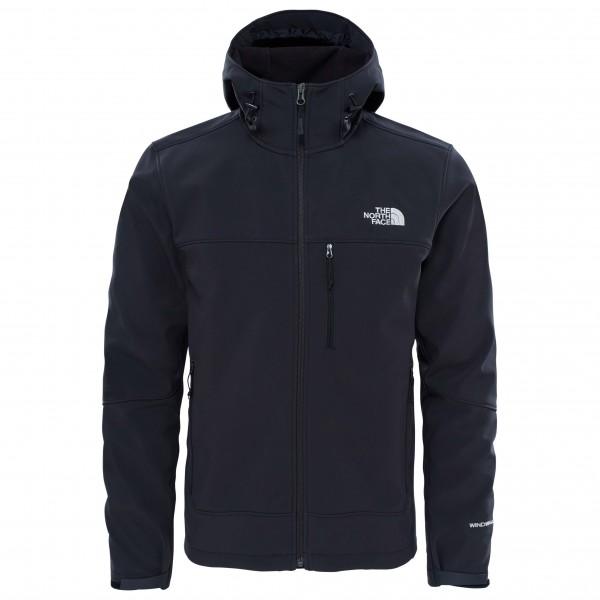 The North Face - Apex Bionic Hoodie - Softshelljack