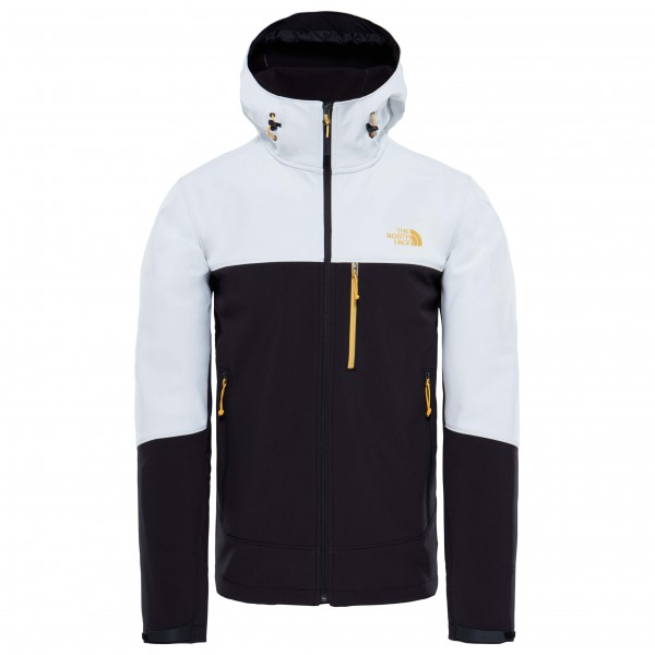 The North Face - Apex Bionic Hoodie - Softshelljacke