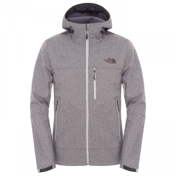 The North Face - Apex Bionic Hoodie - Softshelltakki