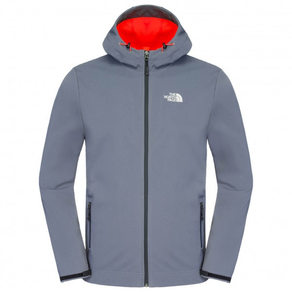 The North Face - Tedesco Plus Hoodie - Softshelltakki