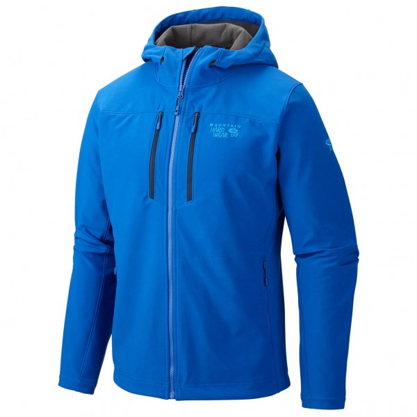 Mountain Hardwear - Hueco Hooded Jacket - Veste softshell