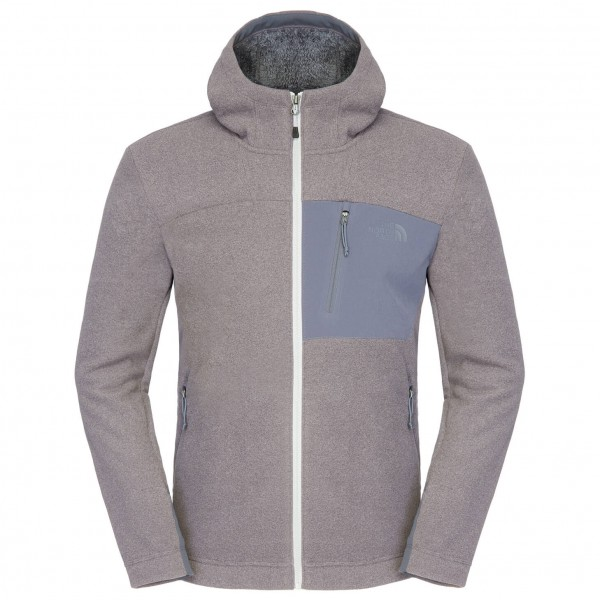 The North Face - Chimborazo Full Zip Hoodie - Fleecetakki