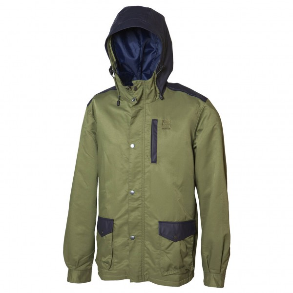 66 North - Arnarholl Jacket - Mantel
