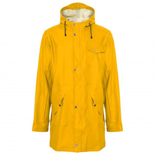 66 North - Laugavegur Rain Jacket - Pitkä takki