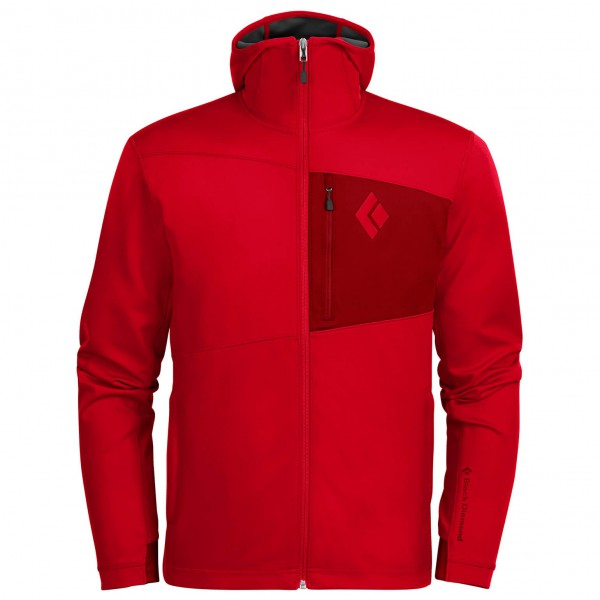 Black Diamond - Flow State Hoody - Softshell jacket