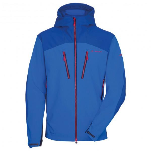 Vaude - Lagalp Hooded Jacket - Softshell jacket