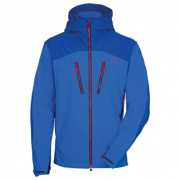 Vaude - Lagalp Hooded Jacket - Softshelljack