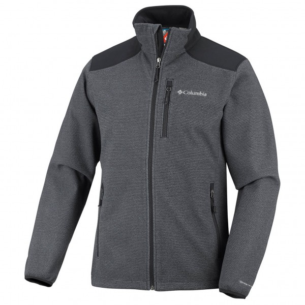 Columbia - Wind Protector Novelty Jacket - Softshelltakki