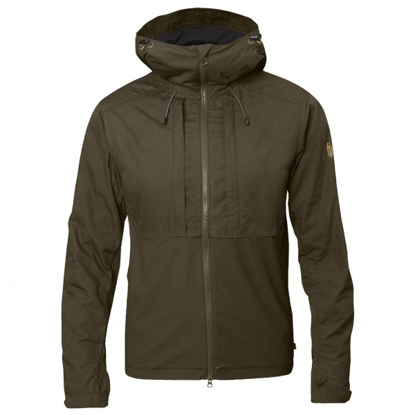 Fjällräven - Abisko Lite Jacket - Softshelljack