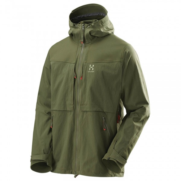 Haglöfs - Rugged Fjell Jacket - Softshelltakki