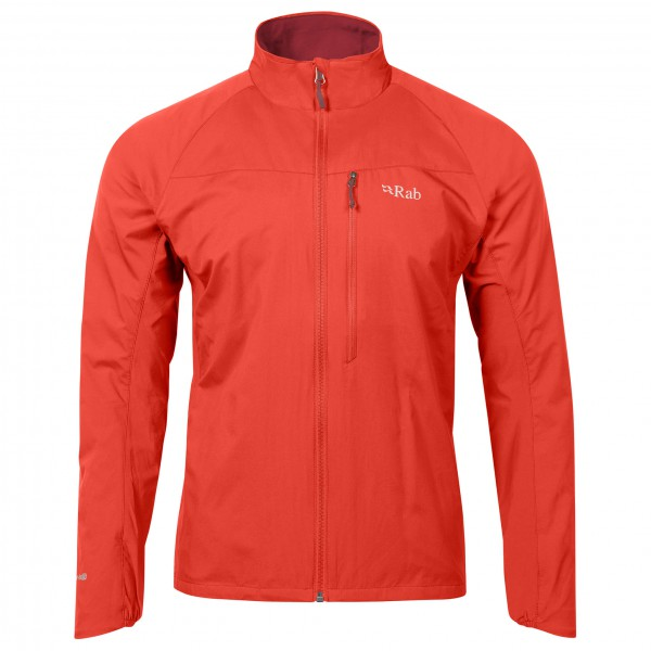 Rab - Vapour-rise Flex Jacket - Softshell jacket
