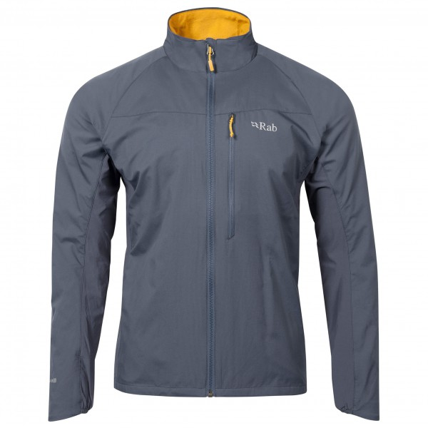 Rab - Vapour-rise Flex Jacket - Softshelljacke