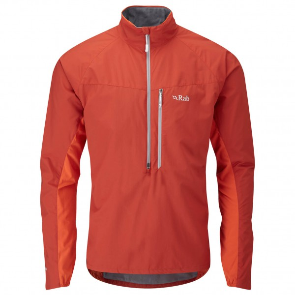 Rab - Vapour-rise Flex Pull-On - Softshell pullover