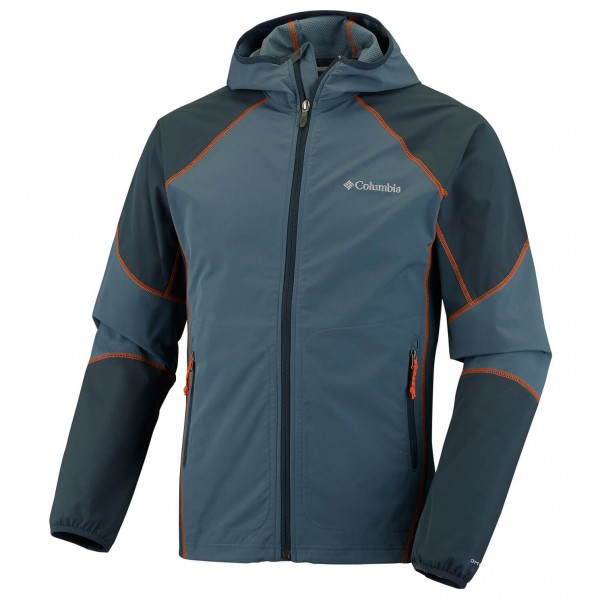Columbia - Sweet As II Softshell Hoodie - Softshell jacket