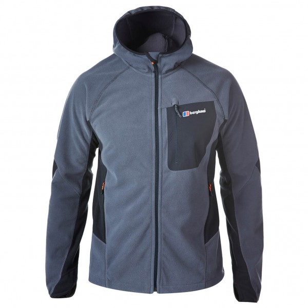 Berghaus - Ben Oss Windproof Hooded Jacket - Softshelltakki