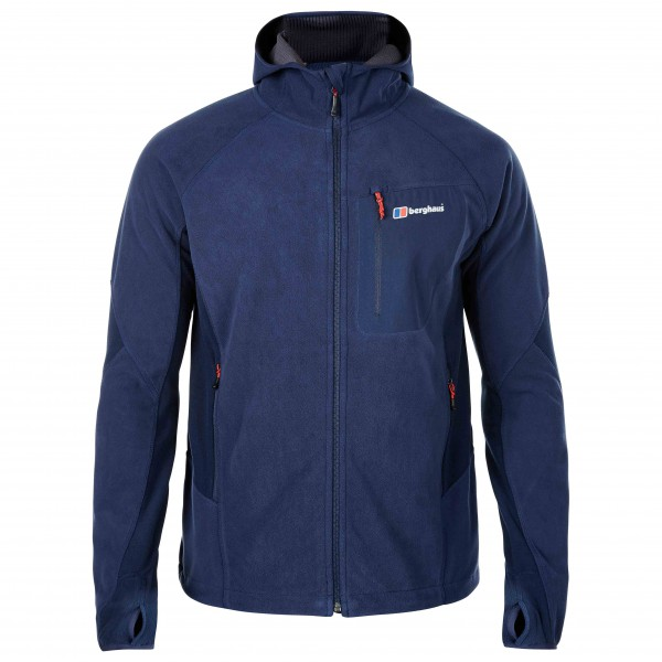 Berghaus - Ben Oss Windproof Hooded Jacket - Veste softshell