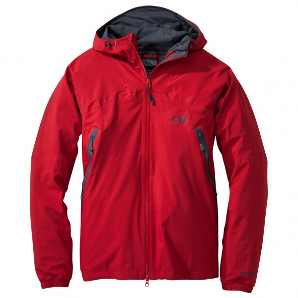 Outdoor Research - Allout Hooded Jacket - Softshelljakke