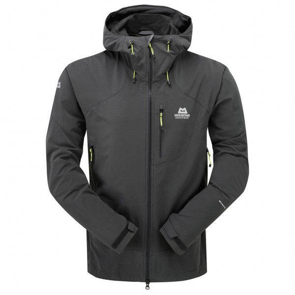 Mountain Equipment - Frontier Hooded Jacket - Softshelljacka