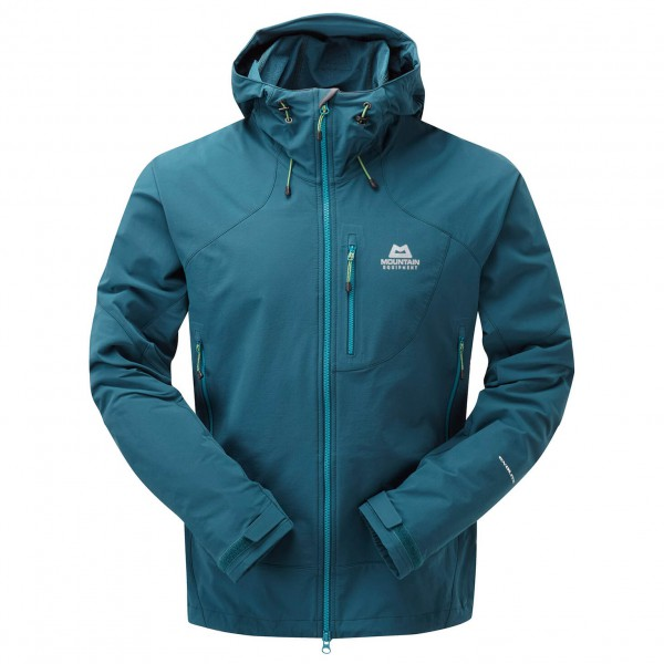 Mountain Equipment - Frontier Hooded Jacket - Softshelltakki