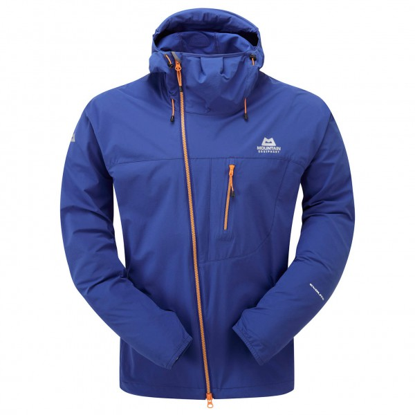 Mountain Equipment - Squall Hooded Jacket - Softshelljakke