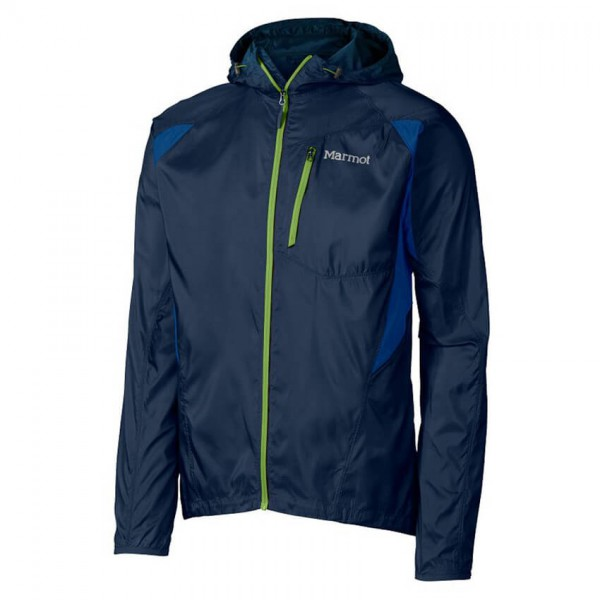 Marmot - Trail Wind Hoody - Softshell jacket