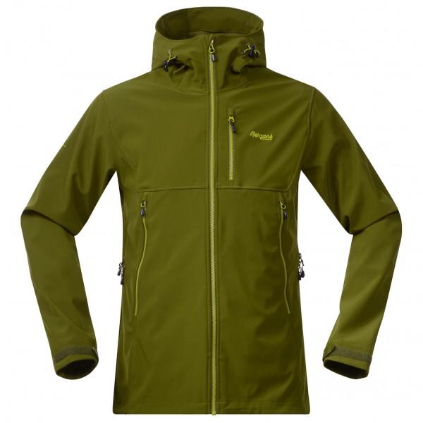 Bergans - Stegaros Jacket - Softskjelljakke