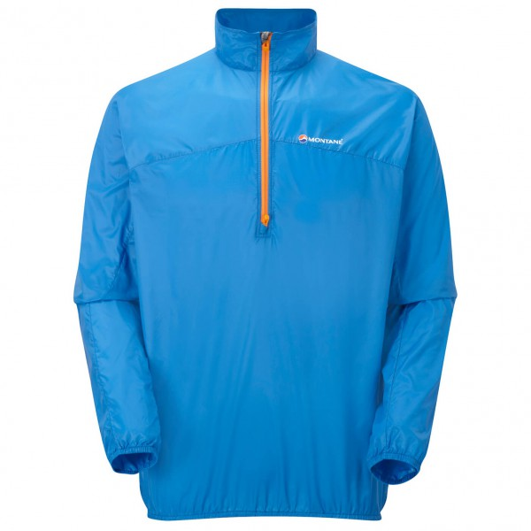 Montane - Featherlite Pull-On - Pull-over softshell