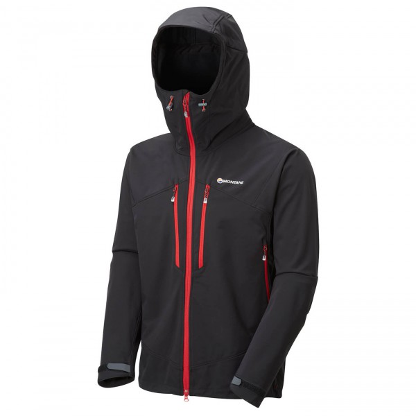 Montane - Sabretooth Jacket - Softshelljacka