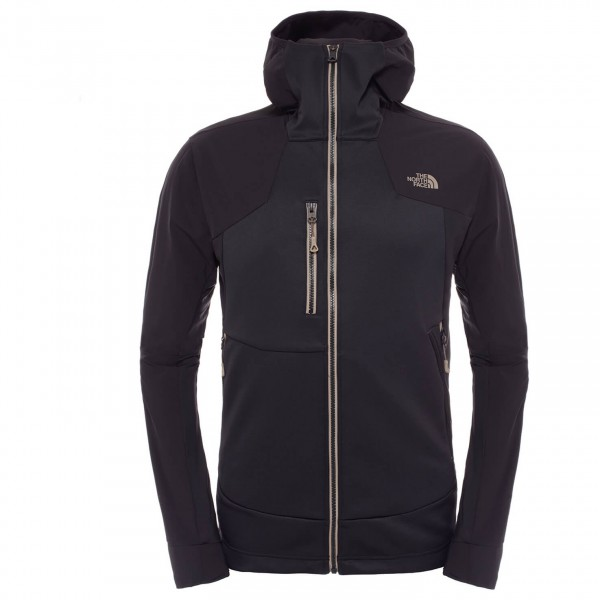 The North Face - Jackster Hybrid Hoodie - Softshell jacket