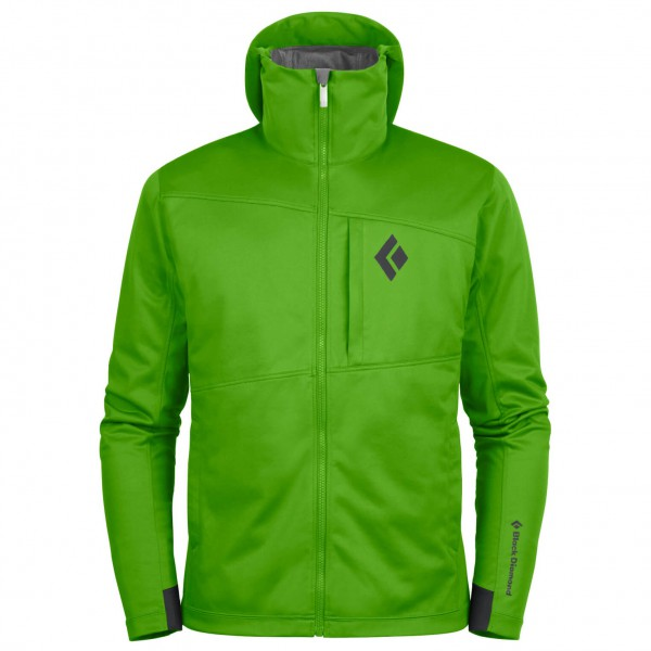 Black Diamond - Stack Hoody - Softshell jacket
