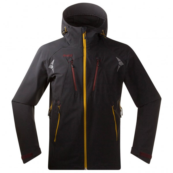 Bergans - Utakleiv Jacket W/Hood - Softshelljack