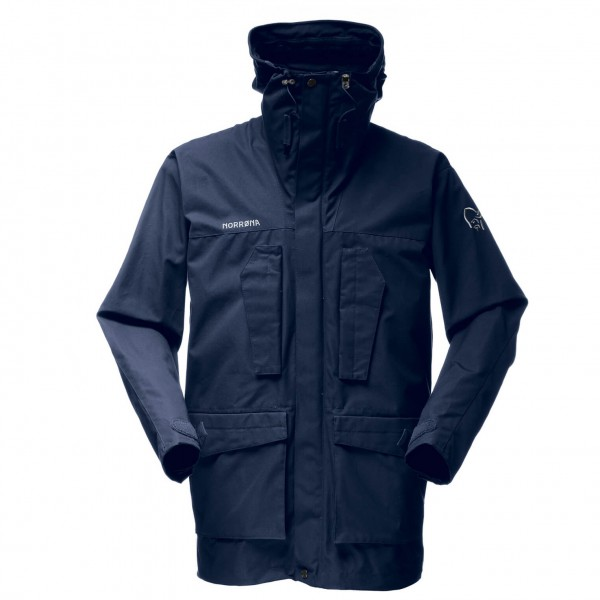 Norrøna - Svalbard Arktis Cotton Ano Jacket - Vrijetijdsjack