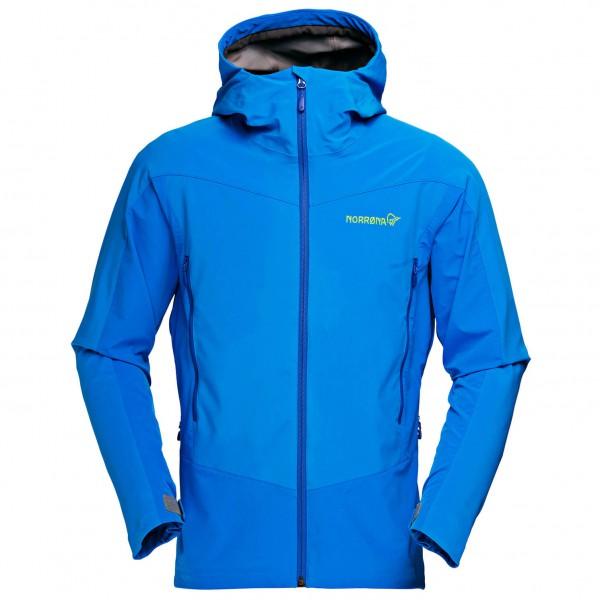 Norrøna - Falketind Windstopper Hybrid Jacket - Softshell jacket