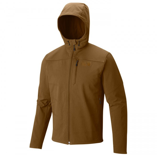 Mountain Hardwear - Ruffner Hybrid Hooded Jacket