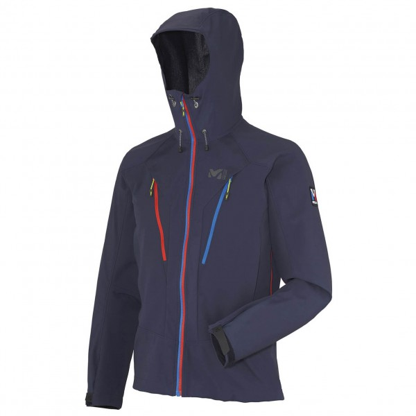 Millet - Trilogy WDS Storm Hoodie - Softshell jacket