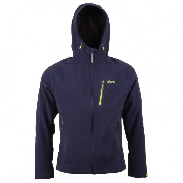 Sherpa - Lobutse Hooded Jacket - Softshelljacke