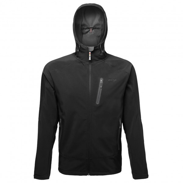 Sherpa - Lobutse Hooded Jacket - Softshell jacket