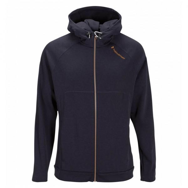 Peak Performance - Fort Zip Hood - Vapaa-ajan takki