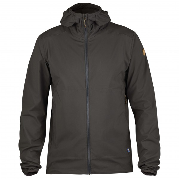 Fjällräven - Abisko Hybrid Breeze Jacket - Freizeitjacke