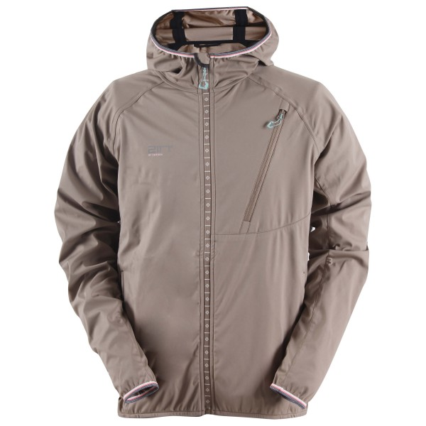 2117 of Sweden - Medelplana Eco Softshell Jacket with Hood - Softshelljakke