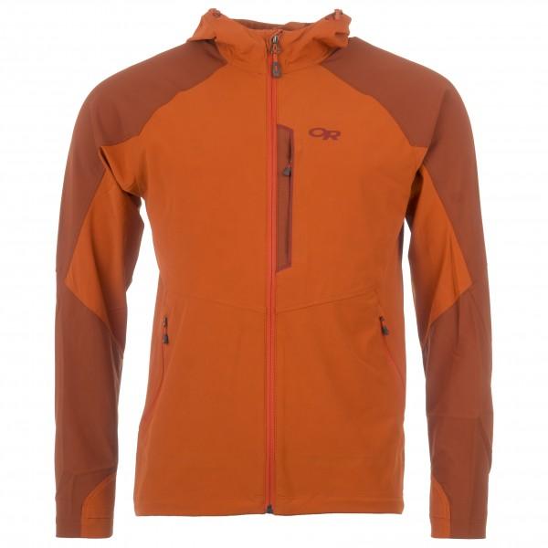 Outdoor Research - Ferrosi Hooded Jacket - Softshelljacka