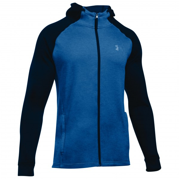 Under Armour - Tech Terry Fitted FZ Hoodie