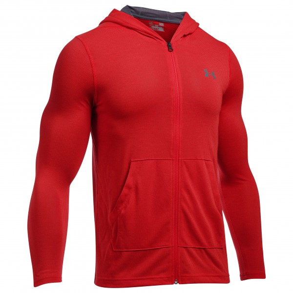 Under Armour - Threadborne Fitted FZ Hoody - Trainingsjack