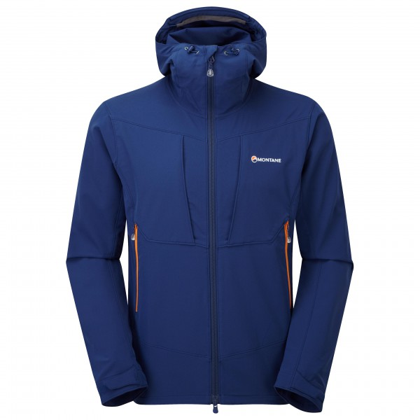 Montane - Dyno Stretch Jacket - Softshelljack