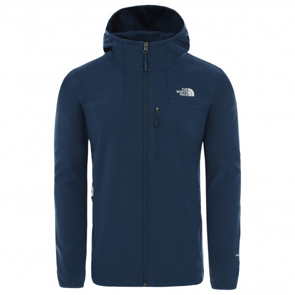 The North Face - Nimble Hoodie - Softshelljacke