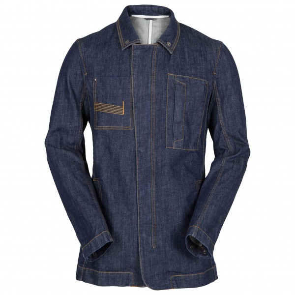 Norrøna - /29 Row Denim Jacket - Veste de loisirs