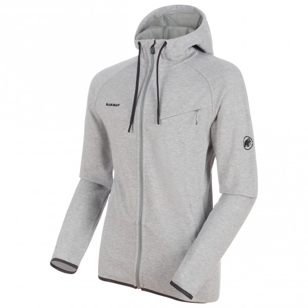 Mammut - Mammut Logo ML Hooded Jacket - Freizeitjacke